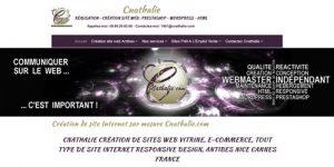 Location et création de site web